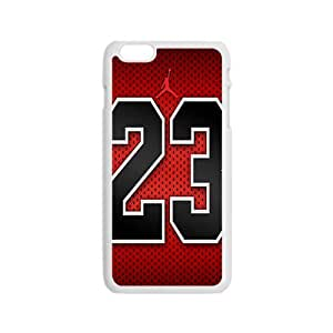 MMZ DIY PHONE CASEFlying man Jordan and James polo shirt Cell Phone Case for iPhone 6