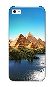 Excellent Design Pyramids Of Utopia Case Cover For Iphone 5c 2612865K37054579