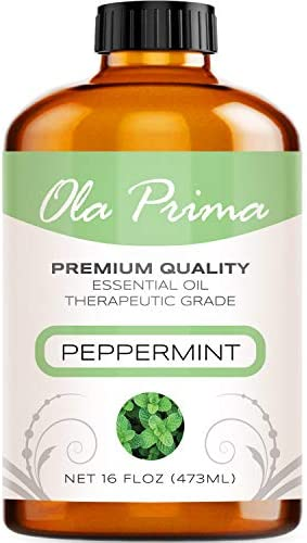 16oz Premium Peppermint Essential Therapeutic Peppermint Oil product image