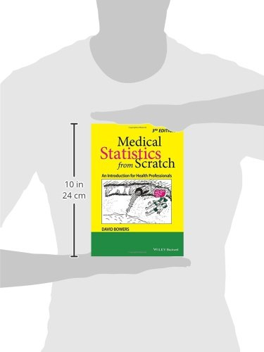 Medical Statistics from Scratch: An Introduction for Health Professionals
