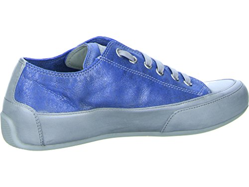 01 Bleu Rock Foncé Femme Cooper Baskets Candice FpIwq