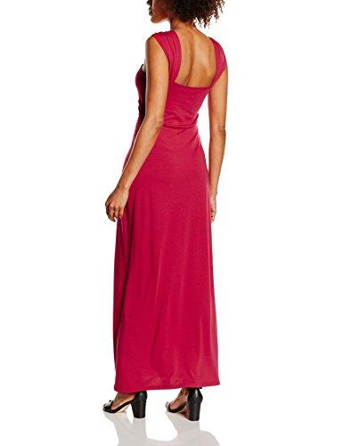 HotSquash, Vestido para Mujer Rojo (Red)