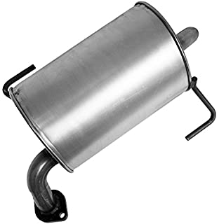 Walker 53819 Quiet-Flow Muffler Assembly