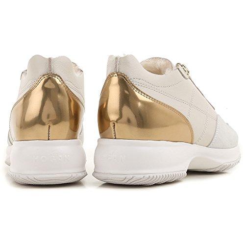 Interactive HXW00N0J150HR60L9F Hogan Donna Sneaker Bianco OzwZRqv5