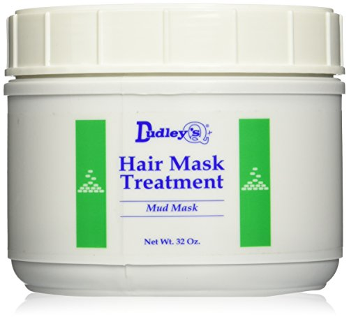 Dudley s Hair Treatment Mask, 32 Ounce