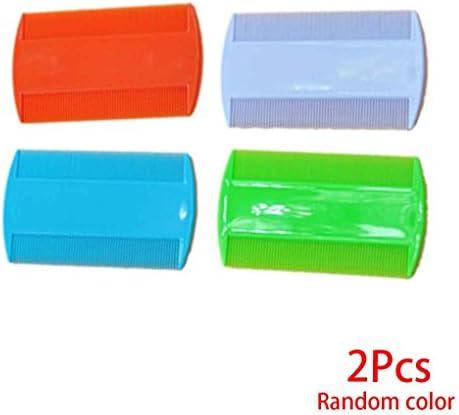 KOROWA プラスチック製 静電気防止 櫛 細歯 両面形 プラスチック製 コーム【100%新品】