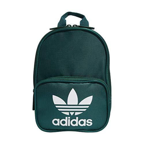 (adidas Originals Santiago Mini Backpack, Collegiate Green, One Size)