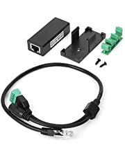 WiFi Serial Server, RS485 to WiFi Serial Server Built-in Antenna Wireless Communication Module RJ45 Interface