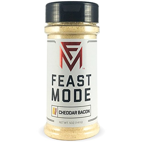 Feast Mode Flavors - Cheddar Bacon by Feast Mode Flavors