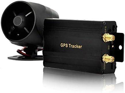 Amazon.com: GPS Tracker de coche y alarma de coche con ...