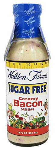 Walden Farms Sugar Free Dressing Creamy Bacon 12 fl oz