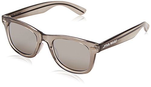 Star Wars Adult Han Solo 1 wayshape Sunglasses, Grey, 50 mm by Foster - Sunglasses Wars Grant Foster Star