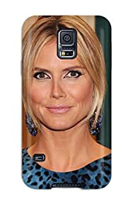 Tpu Fashionable Design Heidi Klum Rugged Case Cover For Galaxy S5 New