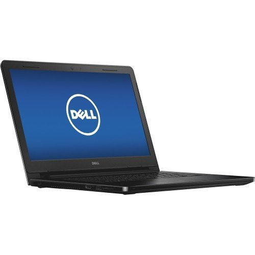 "Price comparison product image 2016 Newest DELL Inspiron 14"" Laptop with One Year Office 365 License,  Intel Celeron 1.6 GHz,  2GB Memory,  32GB flash memory,  No DVD,  Bluetooth,  WiFi,  Webcam,  Windows 10,  Black"