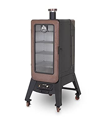 Pit Boss Grills PBV3P1 Vertical Pellet Smoker, Copper