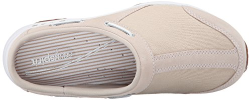 Easy Spirit Womens Travelport Mule Natural