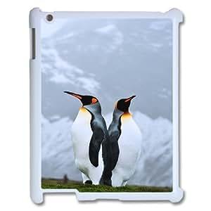 UNI-BEE PHONE CASE For Ipad 2/3/4 Case -Funny Penguin-CASE-STYLE 18