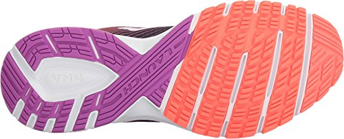 23c627cf141 Brooks Women s Launch 5 Navy Coral Purple 10.5 B US available in ...