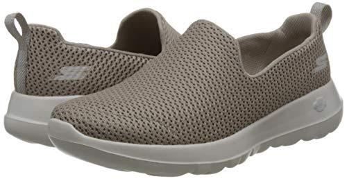 Skechers Performance Women's Go Walk Joy Walking Shoe,taupe,5 M US by Skechers (Image #6)