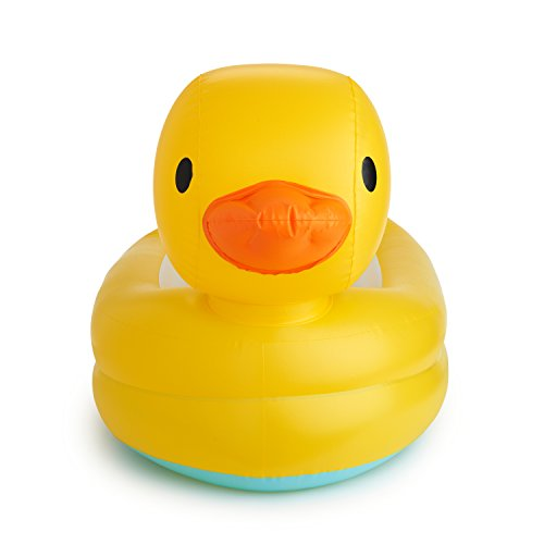 41vyzX3WGzL - Munchkin White Hot Inflatable Duck Tub