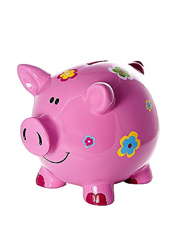 Big banks piggy bank collectibles Large piggy banks for adults