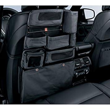 BMW Genuine In Car Seat Back Tidy Pocket Storage Bag Organiser 52 12 0