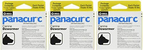 Panacur Canine Dewormer 1 gram (3-Pack) by Panacur (Image #1)