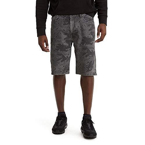 Levi's Men's 569 Loose Straight Denim Shorts