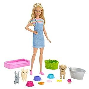 Barbie Play 'n Wash Pets...