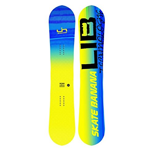 Lib Tech Sk8 Banana BTX Parillo Snowboard 2018 - 154cm Btx Snowboard