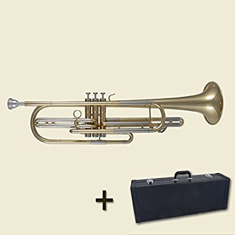 ttr-771 Trompeta bajo en Sib: Amazon.es: Instrumentos musicales
