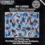 Linde: Sinfonia, Op. 23 / Pensieri sopra un cantico vecchio, Op. 35 / Violin Concerto, Op. 18 by Jun'ichi Hirokami