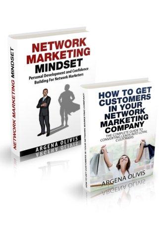 Network Marketing Boxset: How To Get Customers In Your Network Marketing Company & Network Marketing Mindset