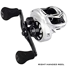 The amazing new Kapstan 300 baitcasting reel is KastKing's largest frame, highest capacity, low profile baitcasting reel to date. It's a full featured, tournament-ready baitcasting reel that is the perfect Go-To casting reel or trolling reel ...