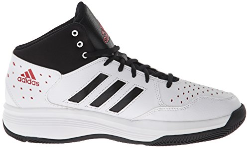 Court Performance Us white Shoe Fury Basketball 6 Adidas 5 gum black M aqP5da1
