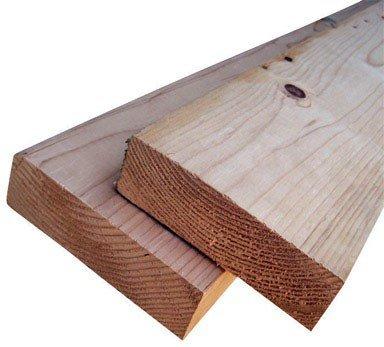 Thunderbird Forest Wood Stud 2 '' X 4 '' X 6 '
