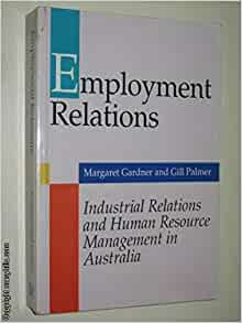 An introduction to the industrial relations in australia