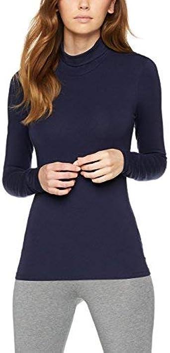 Marca Amazon - Iris & Lilly Camiseta térmica Mujer: Amazon.es: Ropa y accesorios