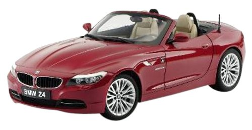1/18 BMW Z4 sDrive35i(E89) メルボルンレッドメタリック K08771MR