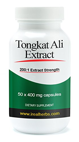 Real Herbs Tongkat Extract 400mg product image