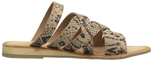 Coconuts by Matisse Women's Ladylike Sandal Taupe Snake FULRKvz