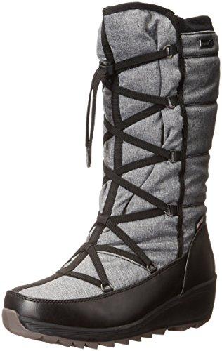 Kamik Womens Merlot Snow Boot Charcoal N0JNvgeym