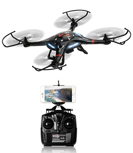 DroneMaster-Drone-with-Camera-HD-Camera-360-Degree-Super-Wide-Angle-6-Axis-Gyro-Wifi-Phone-Control-RealTime-Video-Supported-Cx-32w