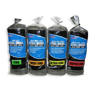 Detail King Steel Wool All 4 Grades 1 of each