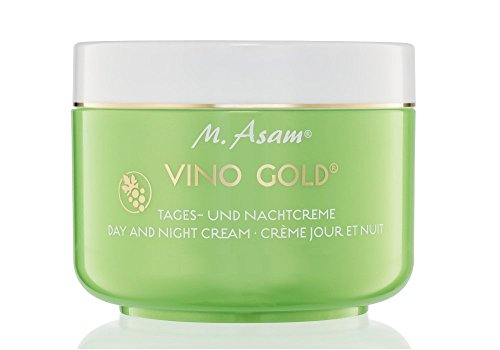 M. Asam Vino Gold Natural Day and Night Cream for Face, N...