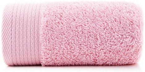 WeiLuShop Toalla de baño/Lista de baño Toalla de baño de Gran tamaño 100% algodón Absorbente Hogar Suave y cómodo con Toalla de baño Rosa de cordón (Size ...