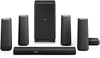 Philips Norelco Zenit 2.1-Ch Home Theater Speakers