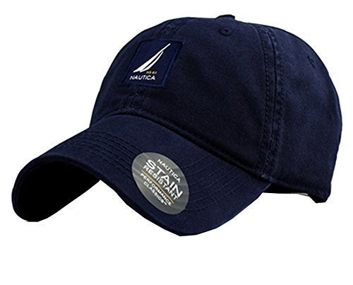 (NAUTICA Adjustable Hat Fitted Flex Cap Hat)