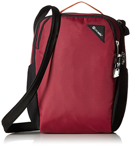 Travel Dark Vibe PACSAFE 200 Bag Berry EwfRqAH