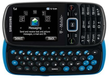 Samsung Gravity Unlocked Keyboard Bluetooth